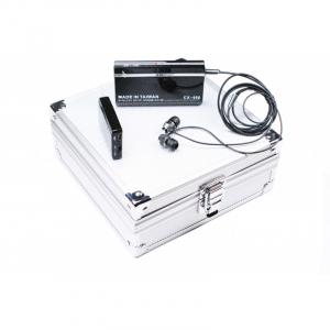 Kit Microfon Spion Wireless UHF 500m + Unitate de Receptie cu Posibilitate de Stocare si Redare2
