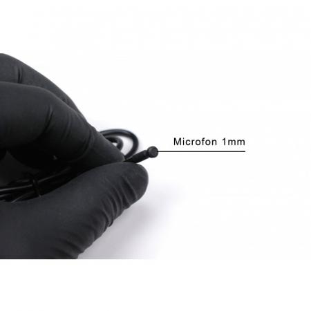 Microfon (NanoSim) Profesional eXtension PIN - Asculta in timp real - Activare Vocala [2]
