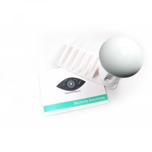 Microfon Spion GSM Mascat in Statie de Incarcare Telefoane Mobile - 5 Porturi USB + Lampa LED3