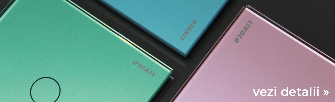 Livolo colorful