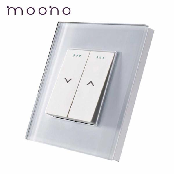 Întrerupător clasic acționare jaluzele M1 moono 0