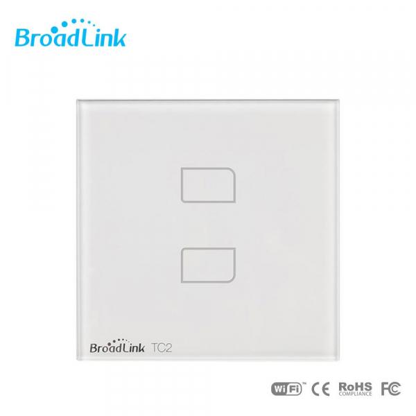 Întrerupător dublu Broadlink 0