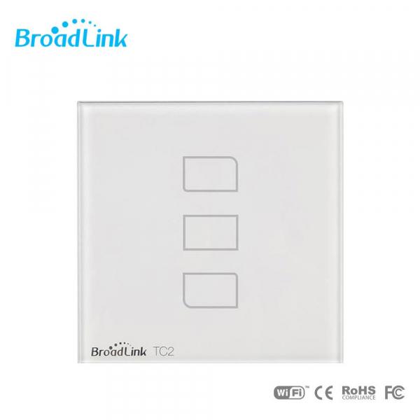 Întrerupător triplu Broadlink 0