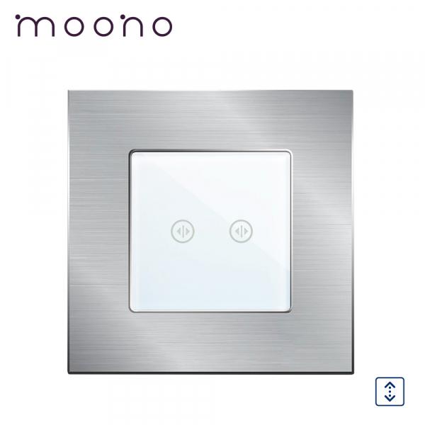 Întrerupător touch acționare jaluzele M2 moono [0]