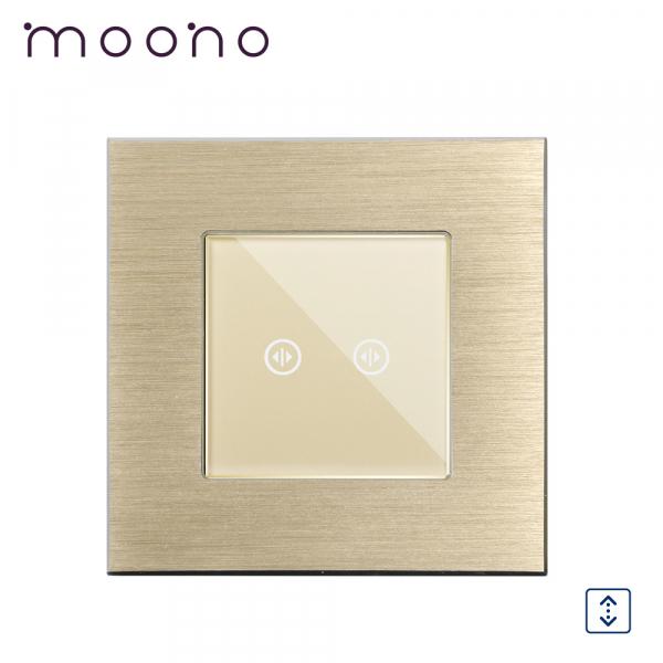 Întrerupător touch acționare jaluzele M2 moono 0