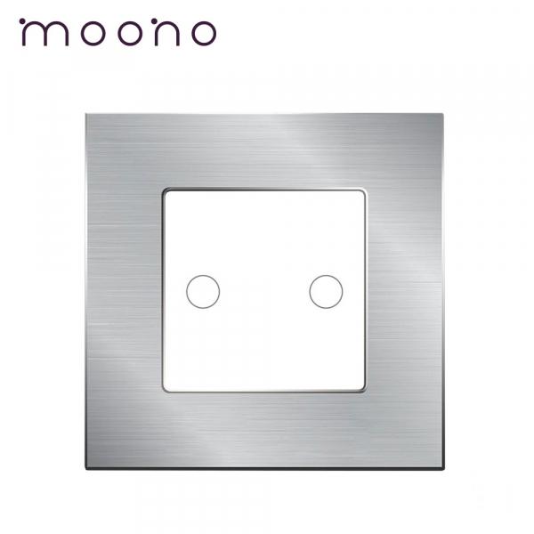 Întrerupător touch dublu M2 moono [0]