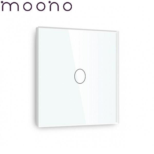 Întrerupător Touch Simplu WIFI+RF Direct - moono 1