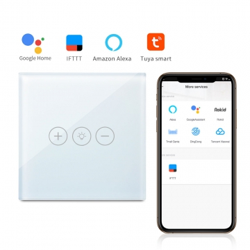 Intrerupator touch WiFi cu variator - moono [0]