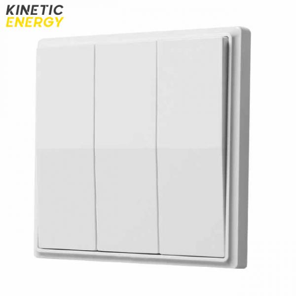 Întrerupător Wireless simplu Kinetic Energy 0