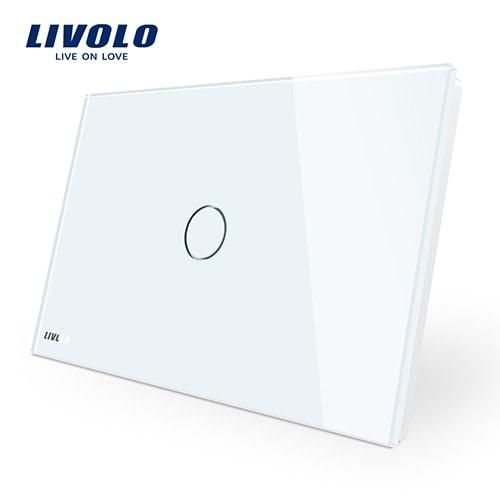Întrerupător touch simplu Livolo Standard Italian 0