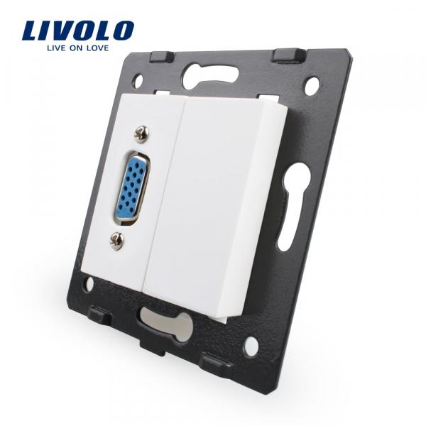 Modul priză VGA (mamă) Livolo 0