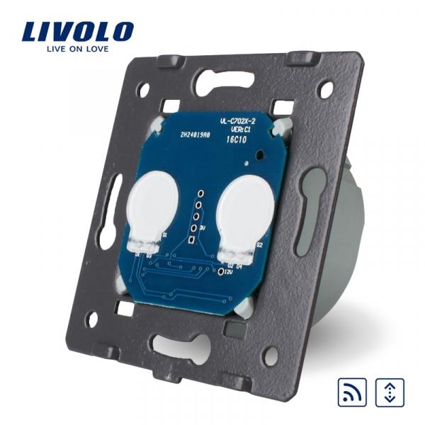 Modul întrerupător touch RF acționare jaluzele Livolo