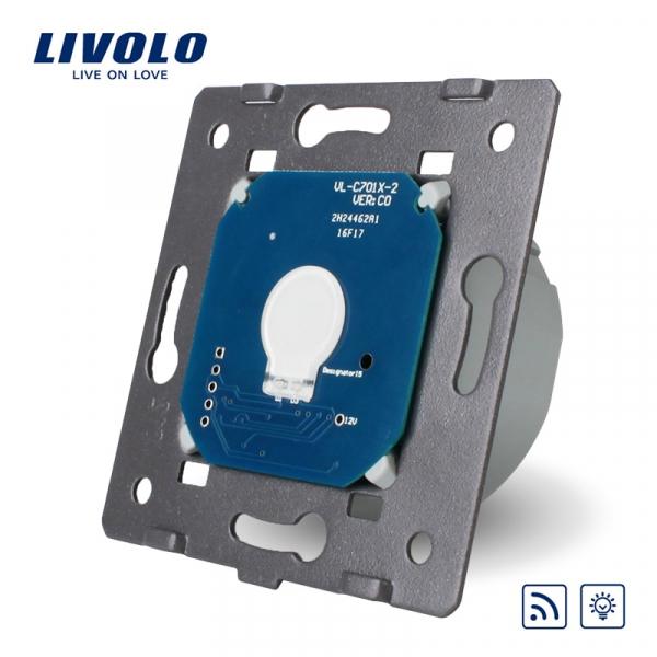 Modul întrerupător touch RF cu variator (dimmer) Livolo 0