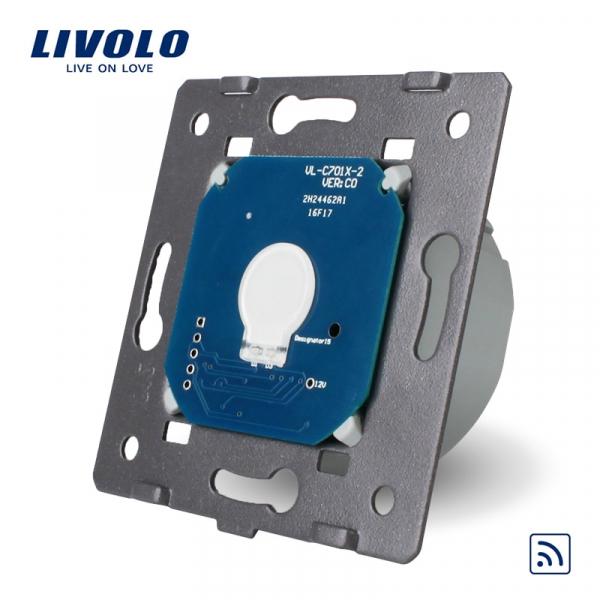 Modul întrerupător touch simplu RF Livolo 0