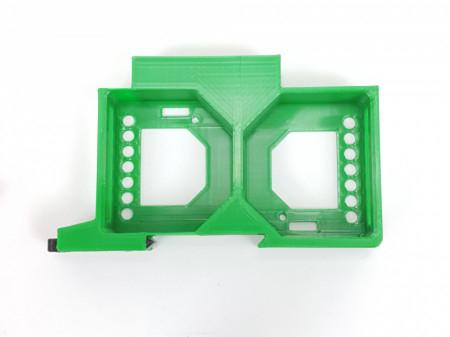 Adaptor dublu sina DIN pentru releele Shelly Dimmer si Shelly Dimmer 2 [3]