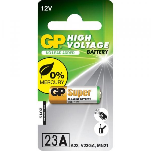 Baterie GP A23, 12V