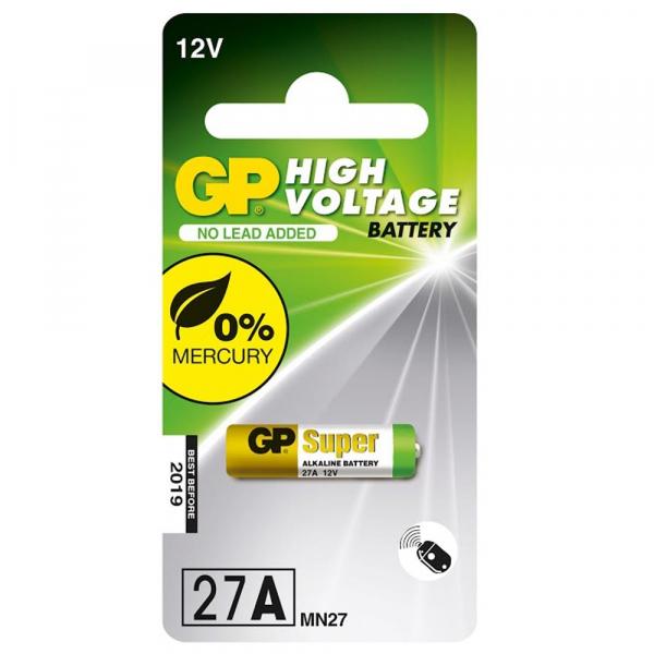 Baterie GP A27, 12V 0