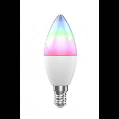 Bec LED Smart WiFi E14 RGB+CCT WOOX [1]