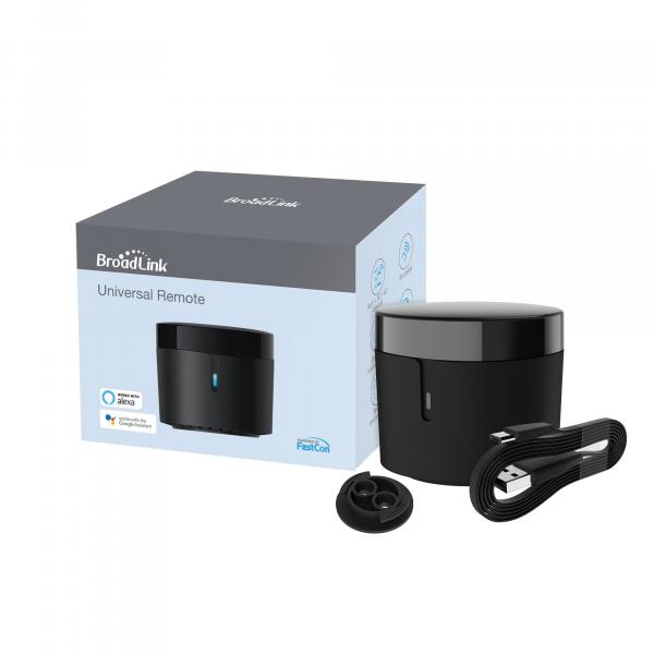 Broadlink RM Mini 3 - Telecomanda inteligenta control WiFi/IR/4G 5