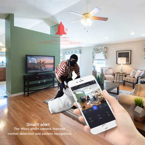 Camera Smart de supraveghere HD WOOX [8]