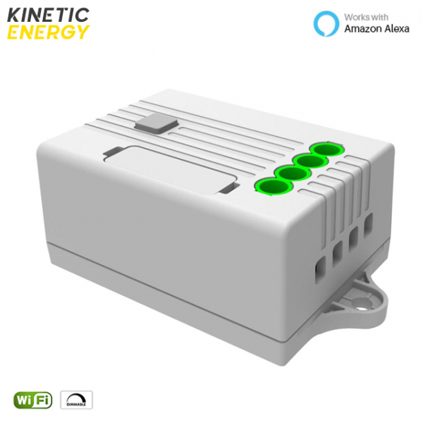 Controller Kinetic Energy, 1 canal, 1A, Dimmer WiFi 0