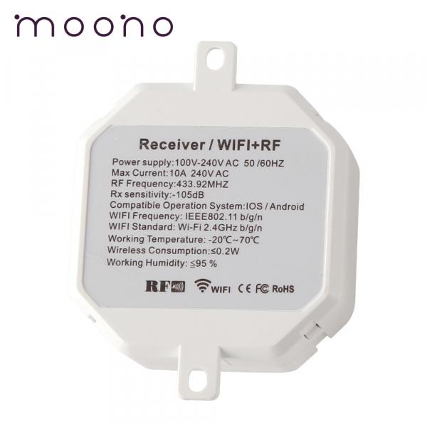 Controller, 1 canal, WiFi și RF moono 0