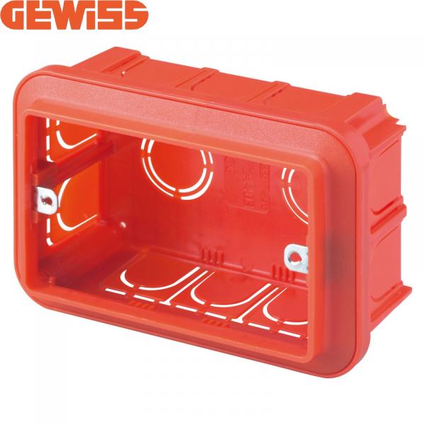 Doza aparat Gewiss 3 module GW24403 0