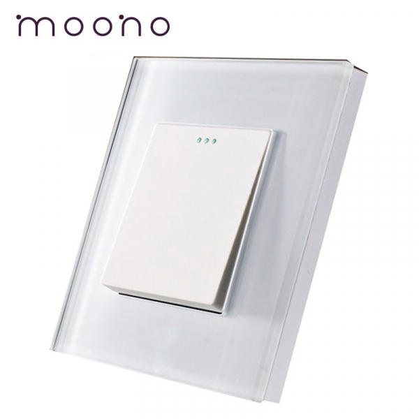 Întrerupător clasic simplu M1 moono 0