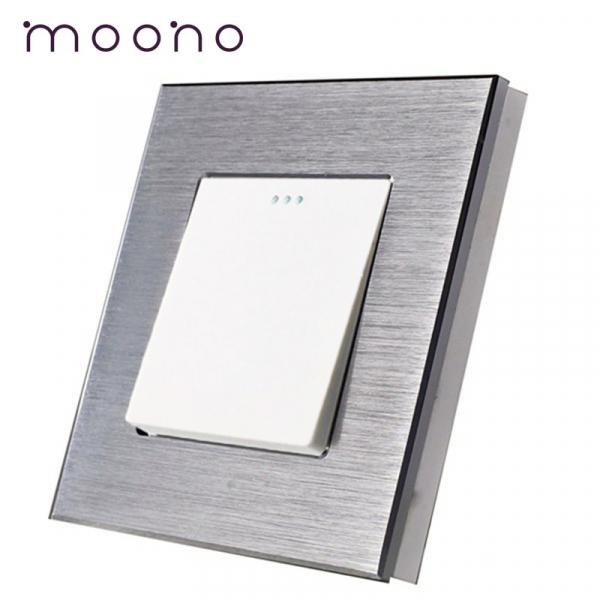 Întrerupător clasic simplu M2 moono 0