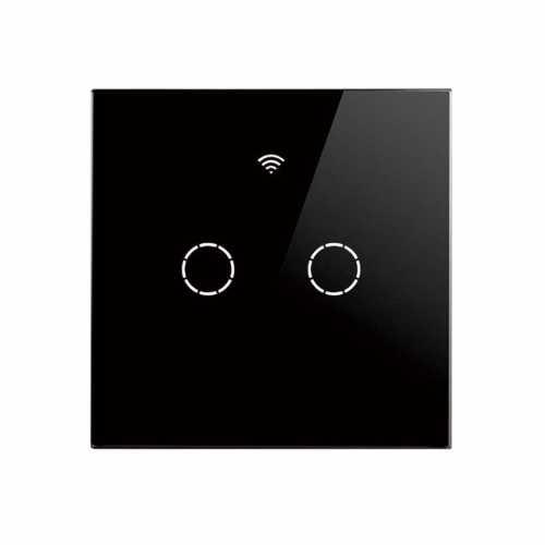 Intrerupator smart fara nul WiFi+RF T4EU2C SmartWise [0]