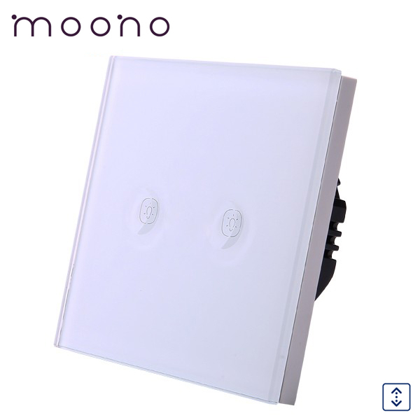 Întrerupător touch acționare jaluzele M1A moono 0