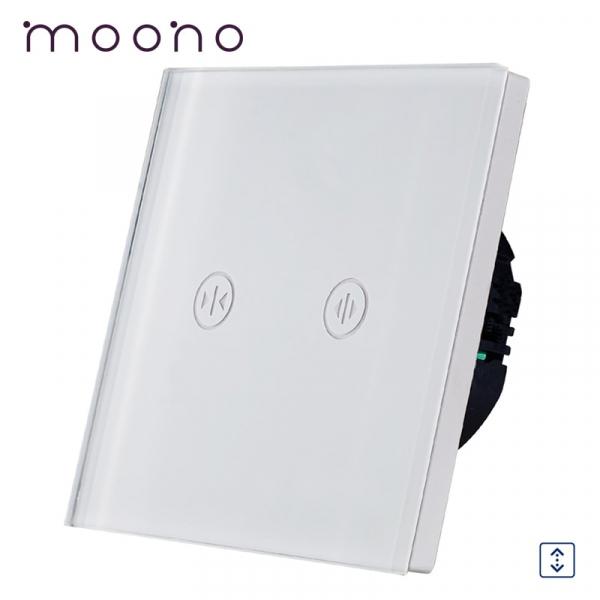 Întrerupător touch acționare jaluzele M1 moono [0]