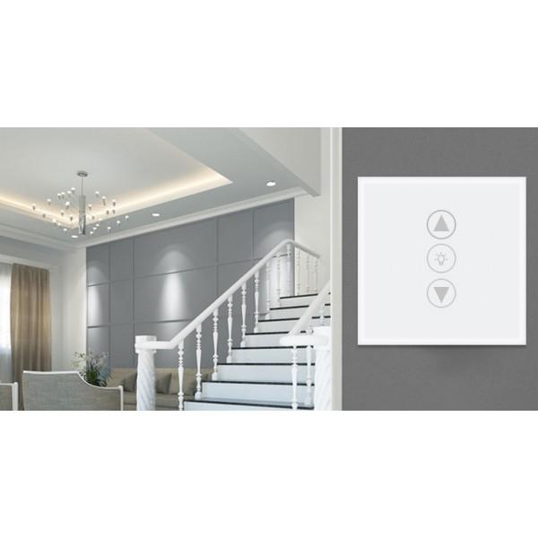 Intrerupator touch WiFi cu variator - moono 1