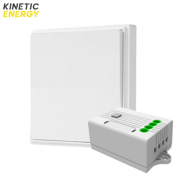 KIT Întrerupător simplu Kinetic Energy + Controller 1 canal, 5A 0