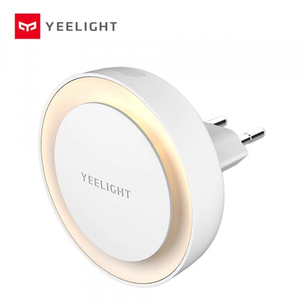 Lampa de veghe plug-in Xiaomi Yeelight cu senzor 0
