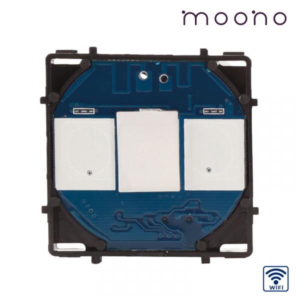 Modul întrerupător touch simplu WiFi moono 0