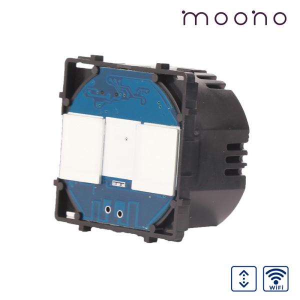 Modul întrerupător touch WiFi acționare jaluzele moono 0