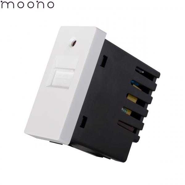 Modul 1/2 priză USB moono (5V / 1A) [0]