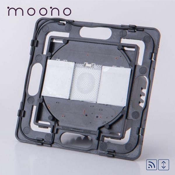Modul întrerupător touch RF acționare jaluzele moono 0