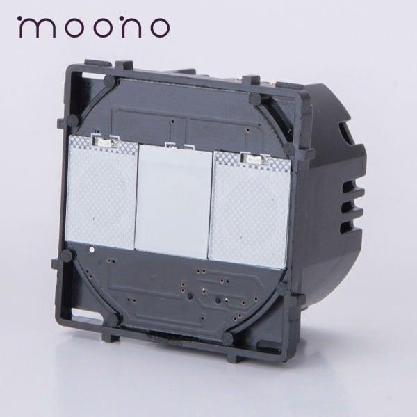 Modul întrerupător touch simplu moono 0