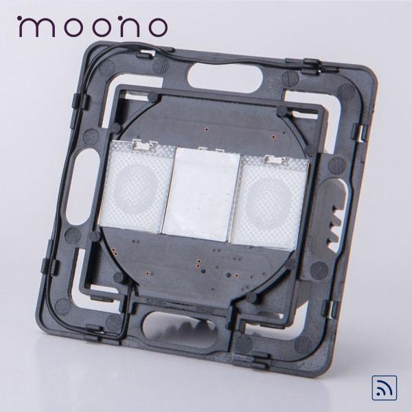 Modul întrerupător touch simplu RF moono 0