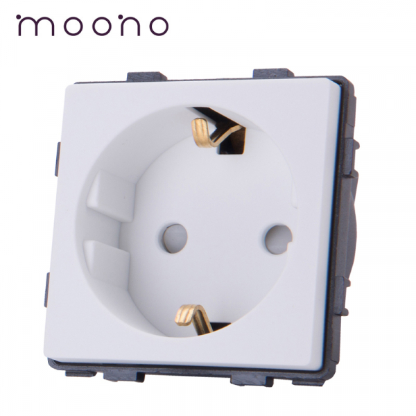 Modul priză Schuko moono 0