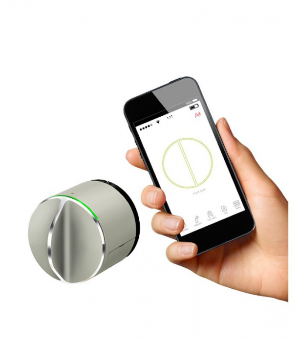 Incuietoare smart V3 cu Bluetooth si Z-wave Danalock [1]