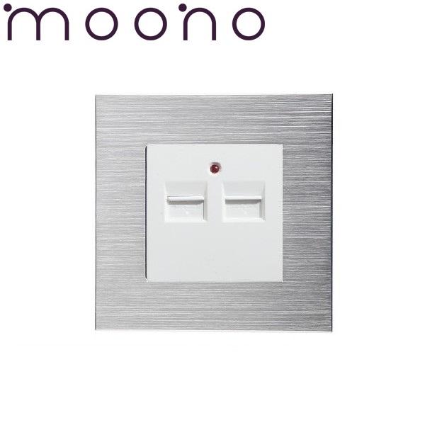 Priză 2 x USB (5V / 2A) M2 moono 0