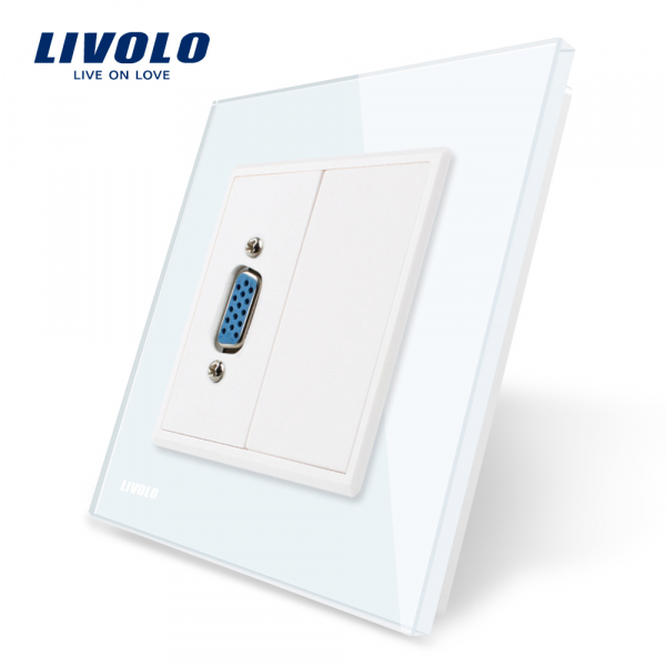 Priză VGA (mamă) Livolo 0