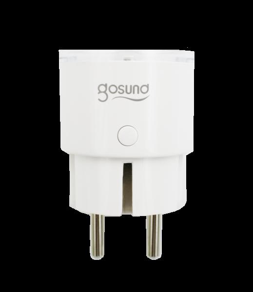 Priza inteligenta Gosund cu control WiFi si monitorizare consum, Tuya [3]