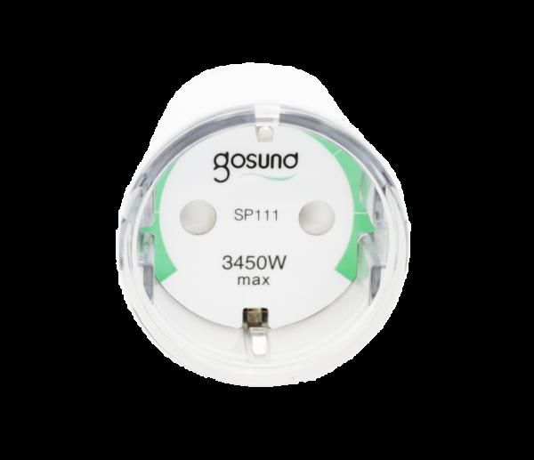 Priza inteligenta Gosund cu control WiFi si monitorizare consum, Tuya [2]