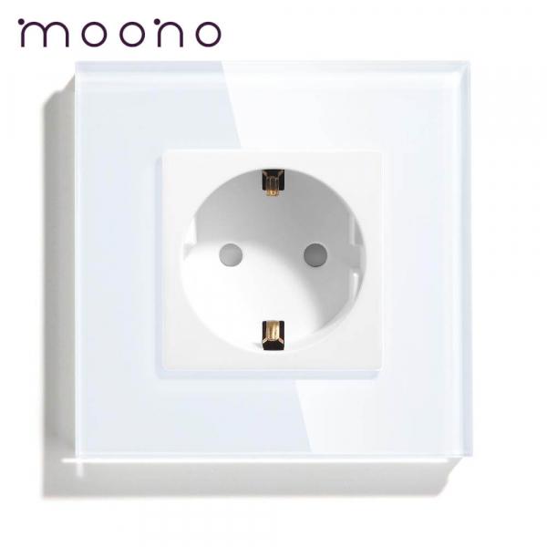 Priză Schuko M1 moono 0