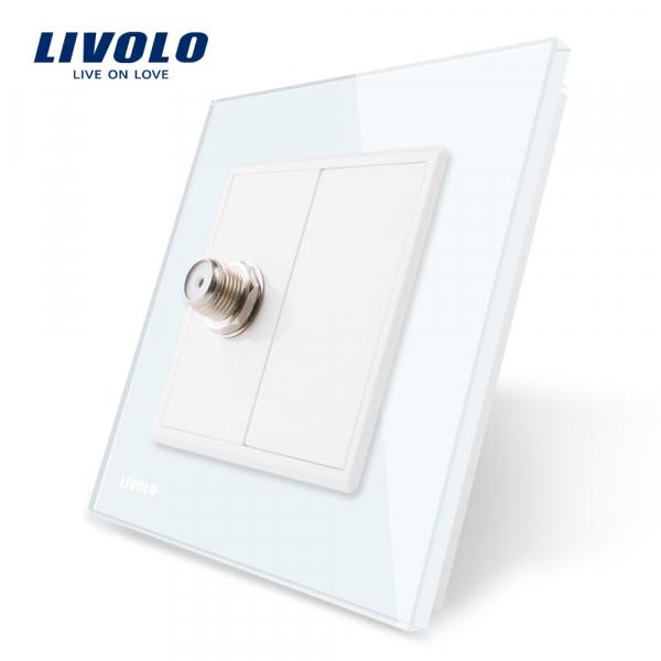 Priză Satelit Livolo 0