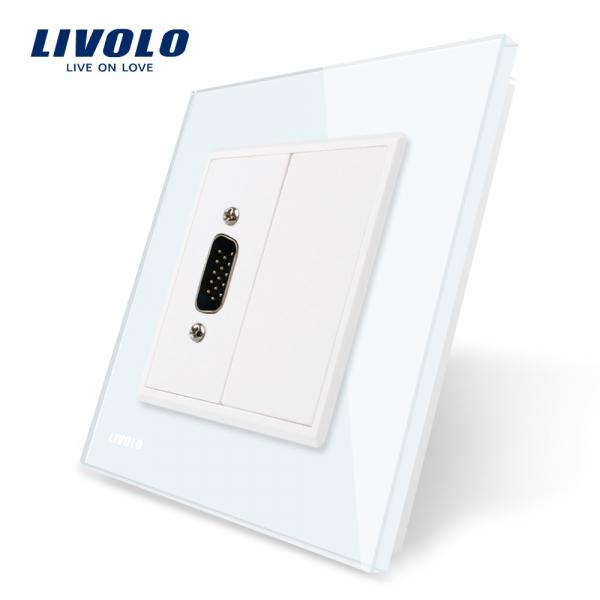 Priză VGA (tată) Livolo 0
